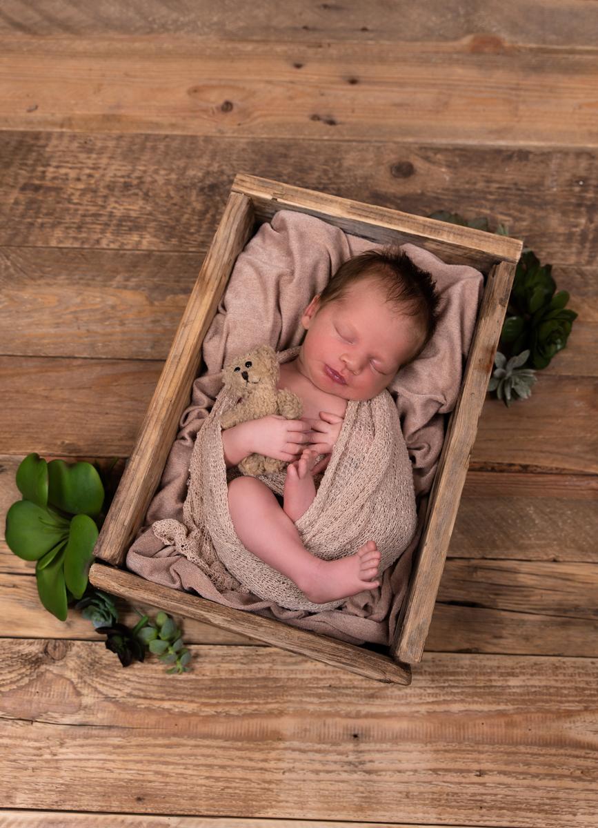 Babyfotografie Newbornshooting